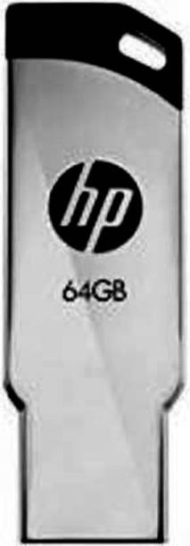 HP 236 METAL 64 GB Pen Drive