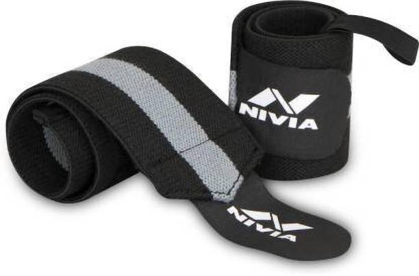 NIVIA Weight Lifting Wrist Support (Pack of 2) Wrist Support