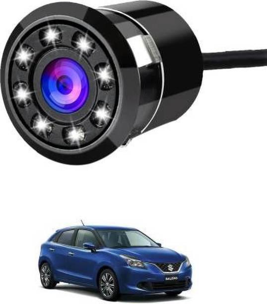 Delhismart Night Vision Waterproof Car LED Rear View Night Vision HD Vehicle Camera Vehicle Camera System