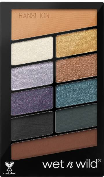 Wet n Wild Color Icon 10 pan palette Cosmic Collision 10 g