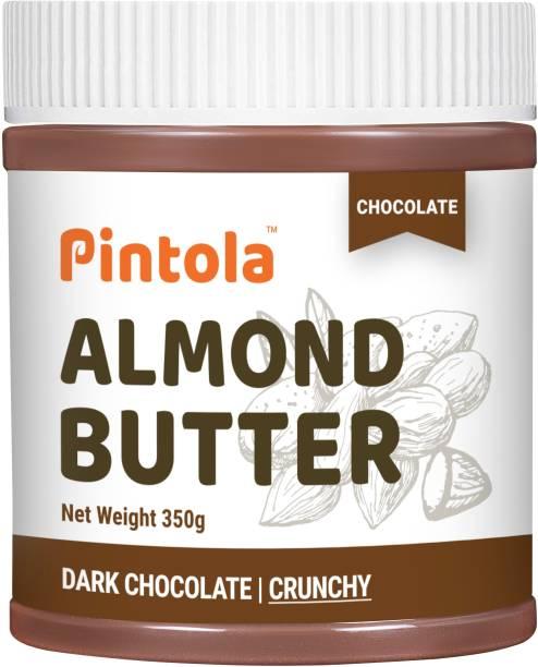 Pintola Almond Choco Spread (Crunchy) 350 g