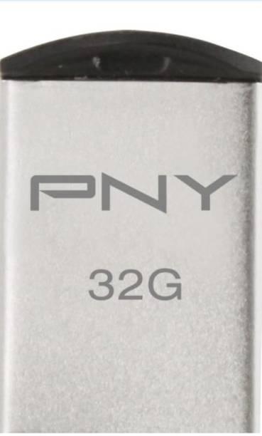 PNY P-12260-Micro M2 Attache 32 GB Pen Drive