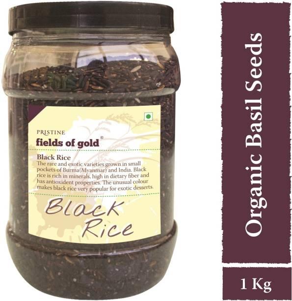 PRISTINE Black Rice Black Rice (Medium Grain)