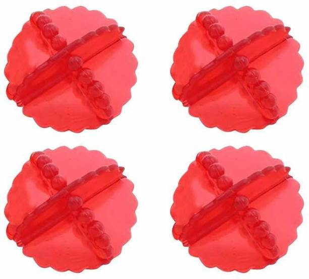 MOOZICO Washing Machine Ball Laundry Dryer, Wash Without Detergent Durable Cloth Cleaning Balls(4 PCS) Detergent Bar