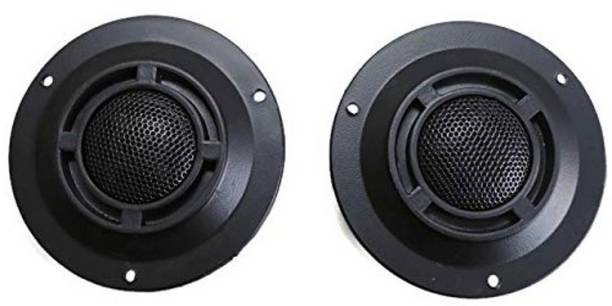Best Price Ever Car tweeter doom stereo Portable 2pcs 120w Car Power Built-in Sturdy and Durable Crossovers Auto Loud Speakers Dome Tweeter Compact Size Tweeter Car Speaker