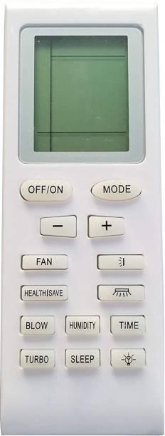 LipiWorld VE-18 AC YB1FA YB0F YB1F2 Remote VOLTAS Remote Controller