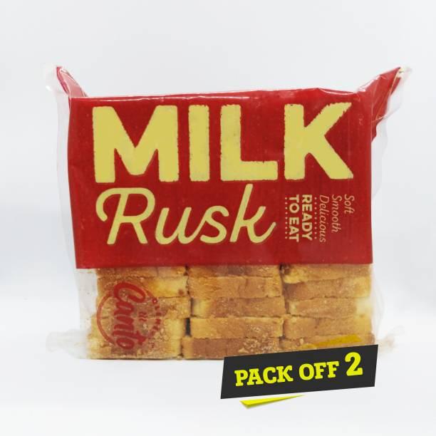 Olene Canto MILK RUSK MILK flavored Milk Rusk