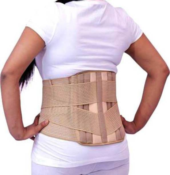 CRETO Lumbo Sacral (L.S Belt) Corset- Back Pain Belt Waist Support