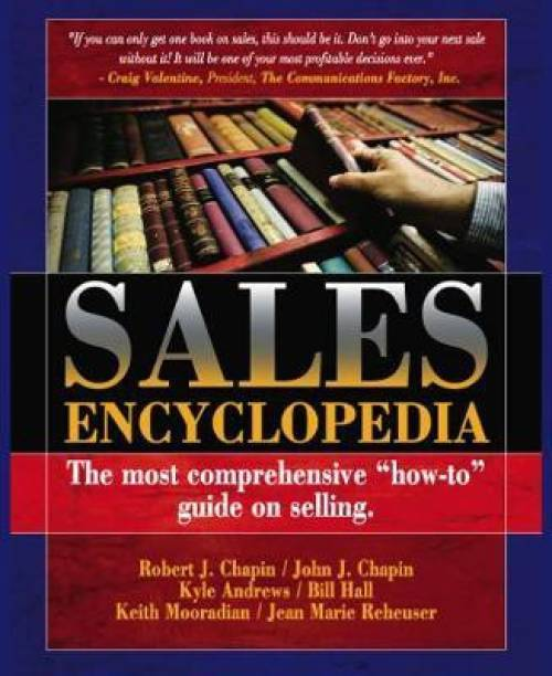 """Sales Encyclopedia - The Most Comprehensive """"How-to"""" Guide on Selling."""
