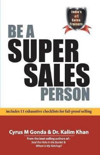 Be a Super Sales Person