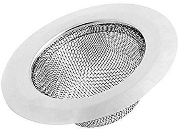 Inditradition Kitchen Sink Stainless Steel Push Down Strainer