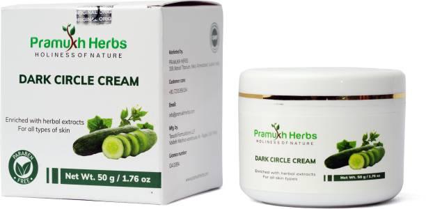 pramukh herbs Dark Circle Cream - 50 g