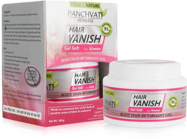 panchvati Hair Vanish for Women Cream