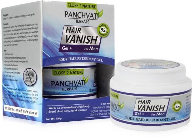 panchvati Hair Vanish for Men Cream