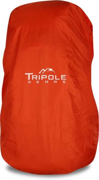 Tripole Rain Cover Waterproof, Dust Proof Trekking Bag Cover