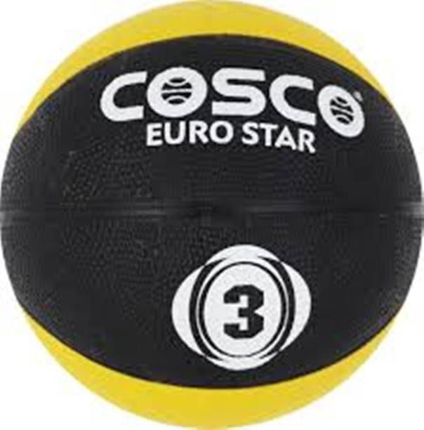 COSCO euro star size 3 Basketball - Size: 3