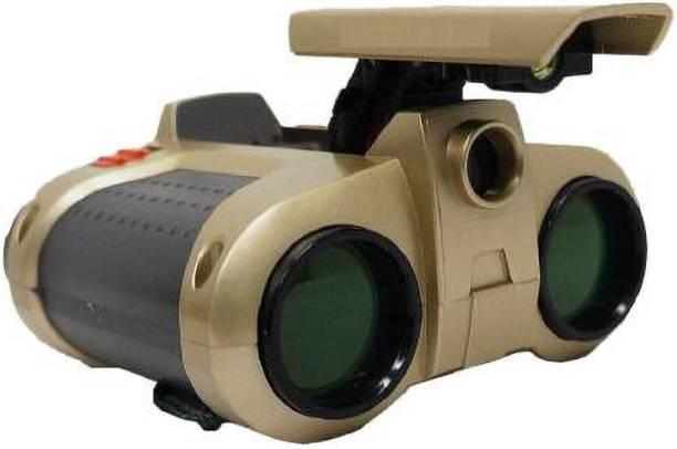 MOOLTEN Night Scope Binocular with Pop-Up Light Binoculars