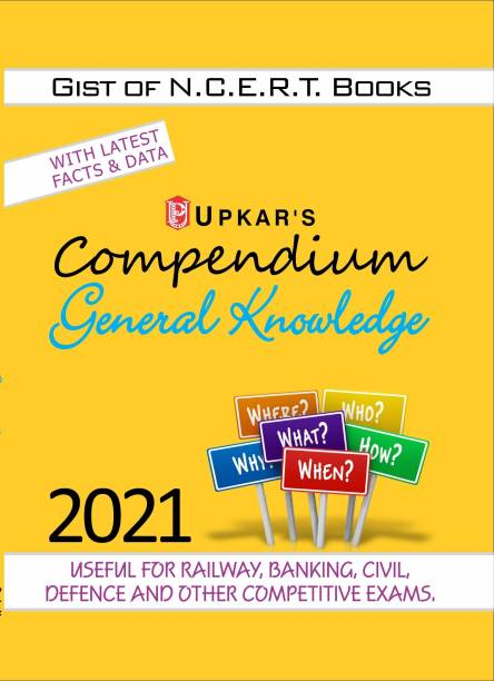 Compendium General Knowledge 2012 with Latest Facts & Data