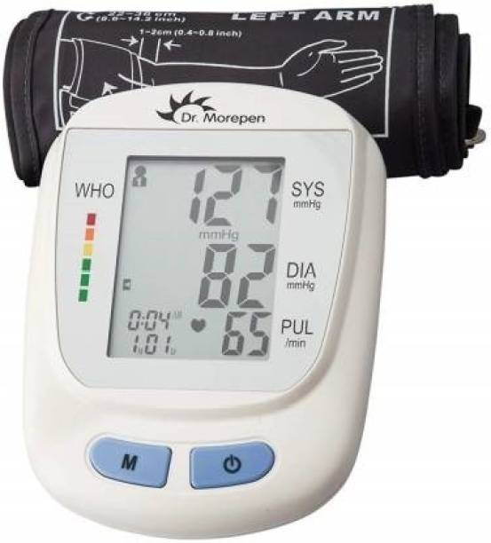 Dr. Morepen BP-09 BP 09 Fully Automatic Bp Monitor