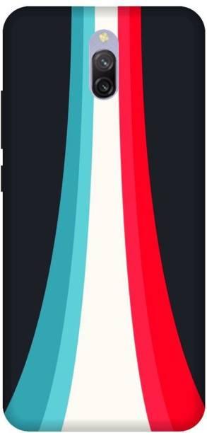 paavvi Back Cover for Mi Readmi 8A Dual