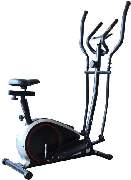 Durafit Waltz Elliptical Cross Trainer for Home Use with Two-Way Adjustable Seat Cross Trainer
