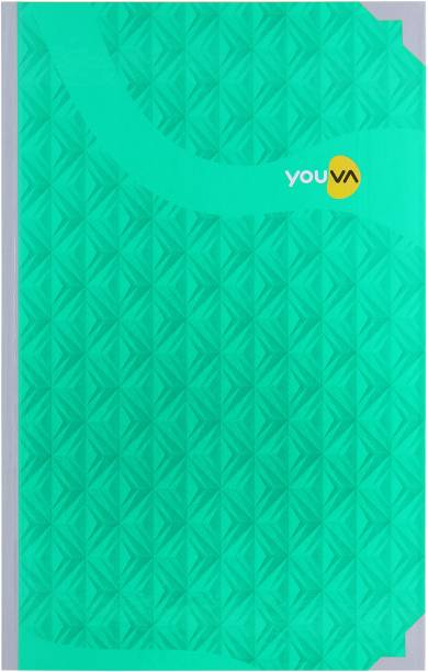 NAVNEET Youva Case Bound My Notes 21x33 cm Regular Notebook Single Line 144 Pages