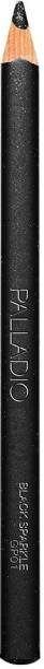 Palladio Beauty GLITTER PENCILS BLACK SPARKLE 1.106 g