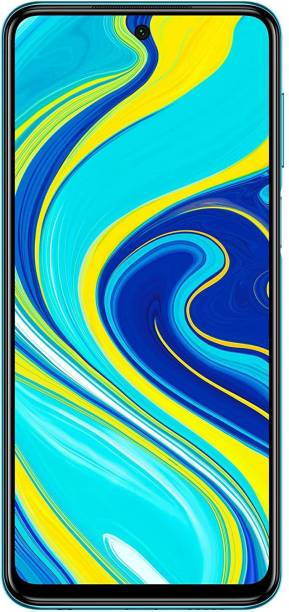 Redmi Note 9 Pro (Aurora Blue, 128 GB)