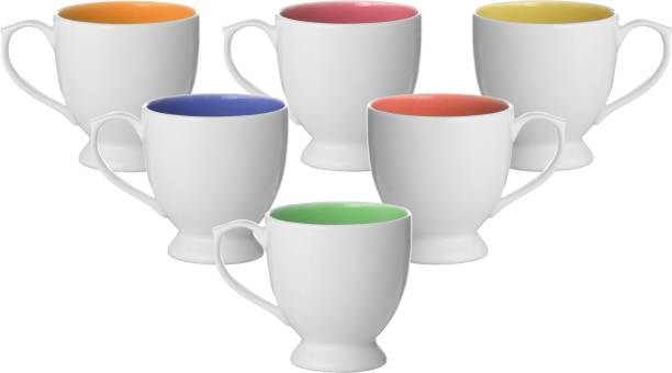 CLAY CRAFT CM-CANDY-COLOUR Ceramic Coffee Mug