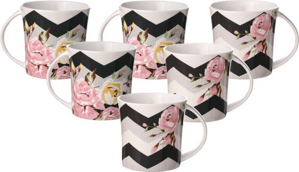 CLAY CRAFT CC-CM6-JACKSON-H312 Ceramic Coffee Mug