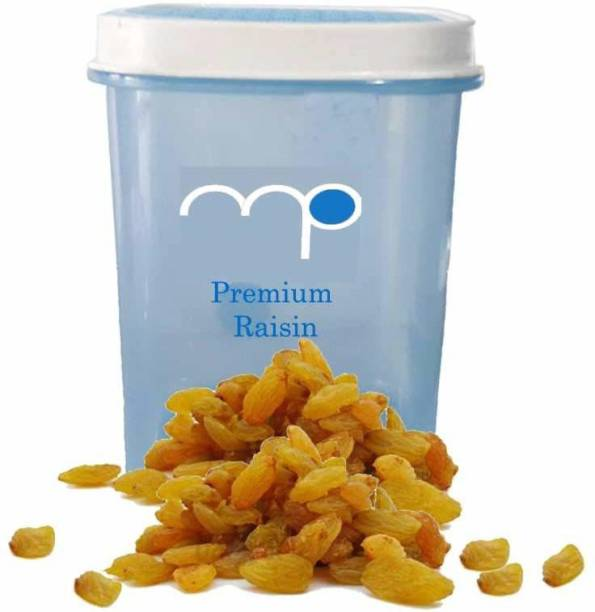 Maalpani Premium Raisins / Kishmish in Attractive Air Tight Container 200g Dry Fruit Hamper  Gift Hamper Box Pack Raisins