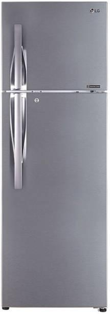 LG 360 L Direct Cool Double Door 3 Star Refrigerator