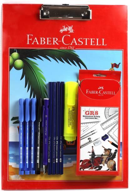 FABER-CASTELL Exam Essentials School Set
