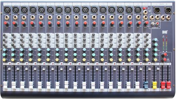 MX Live Audio Mixer 18 Channel Professional Mixer -Air18 Analog Sound Mixer