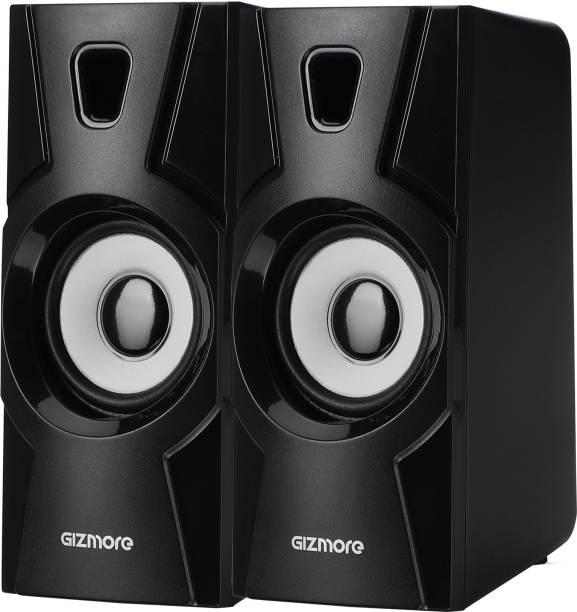 Gizmore TWIN 2010 10 W Laptop/Desktop Speaker