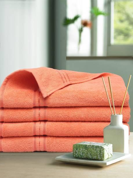 Modern Terry Towels Cotton 380 GSM Bath Towel Set