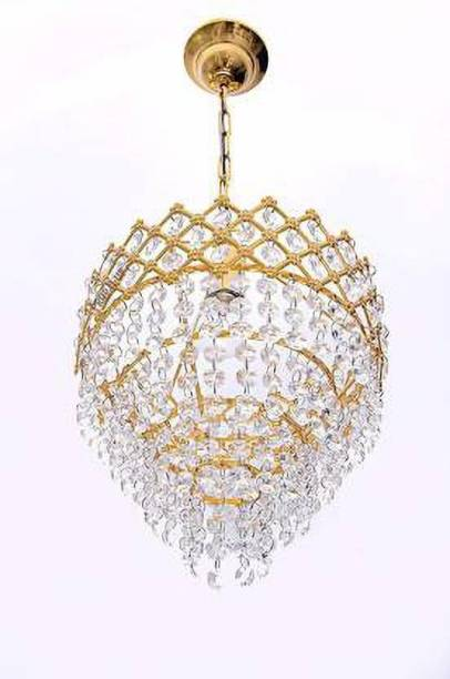 FLOSTON 250m.m. Antique Chandelier Jhoomar ceiling lamp Chandelier Ceiling Lamp