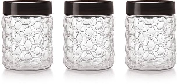 MASTER COOK BUBBLE JARS  - 600 ml Plastic Utility Container