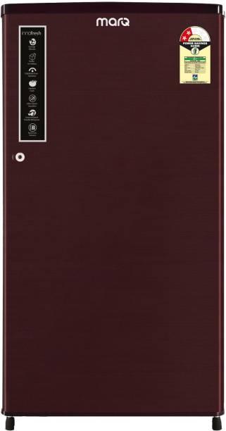MarQ By Flipkart 170 L Direct Cool Single Door 2 Star Refrigerator