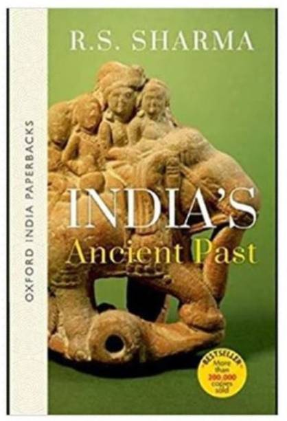 India'S Ancient Past (Paperback In English By R.S. Sharma)