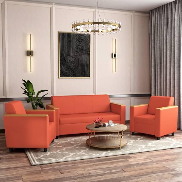 KURLON Kurlon Flash Fabric 3 + 1 + 1 Sofa Set Fabric 3 + 1 + 1 Sofa Set