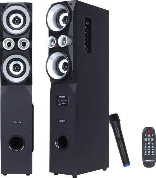 Aiwa ADA2400 Black 150 W Bluetooth Tower Speaker