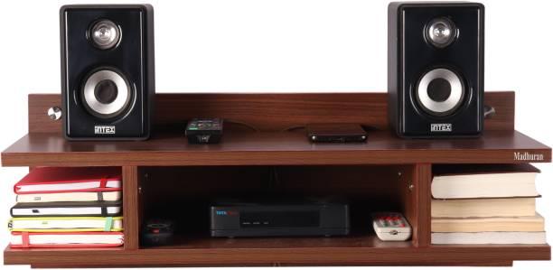Madhuran Engineered Wood TV Entertainment Unit