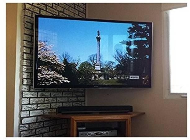 "Gadget-Wagon 24"" 40"" 32"" 29"" 42"" 43"" swivel 180 degree rotatable corner for LED , LCD TV & Monitor| vesa 200x200 mm Fixed TV Mount"
