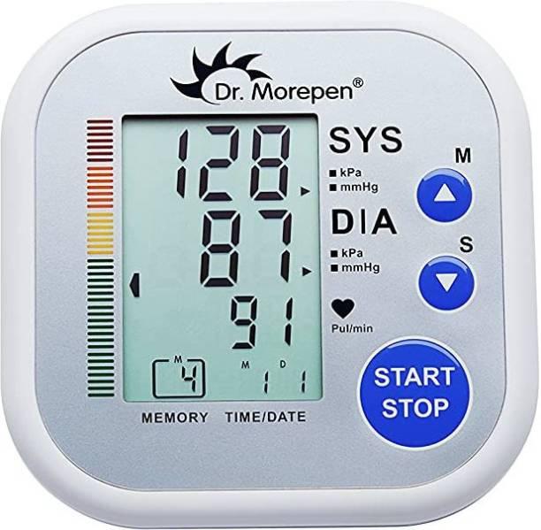 Dr. Morepen BP One (BP-02) Bp Monitor
