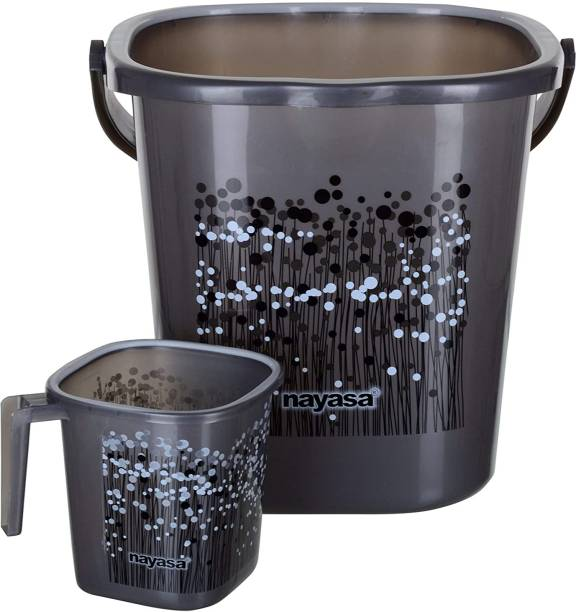 NAYASA 25 L Plastic Bucket