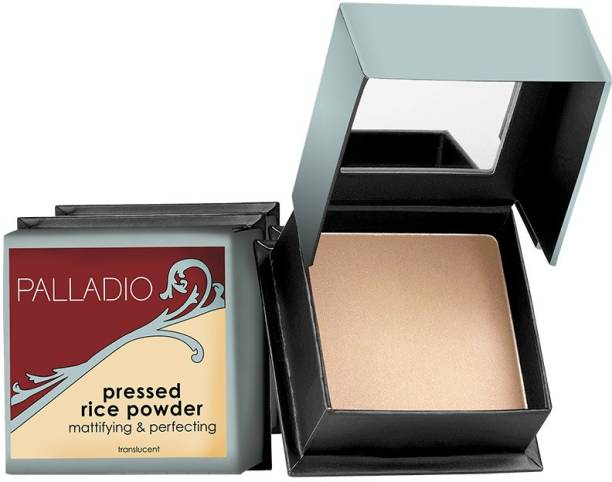 Palladio Beauty PRESSED RICE POWDER TRANSLUCENT Compact