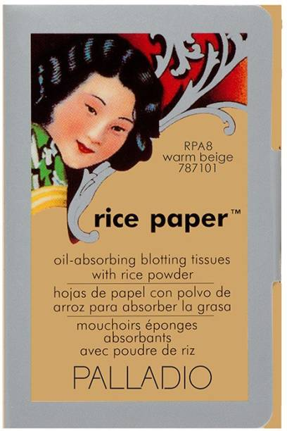 Palladio Beauty RICE PAPER WARM BEIGE Compact