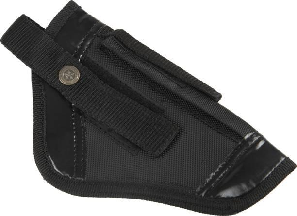 Ovatic Black Gun Cover Racquet Carry Case/Cover M