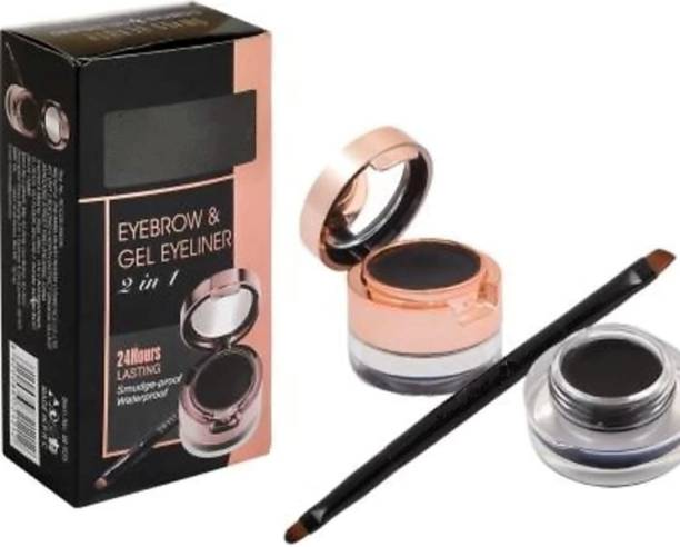 LOWPRICE PROFESSIONAL Eyebrow and Gel Eyeliner 7 g